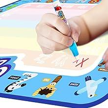 Water Drawing Painting Pad
