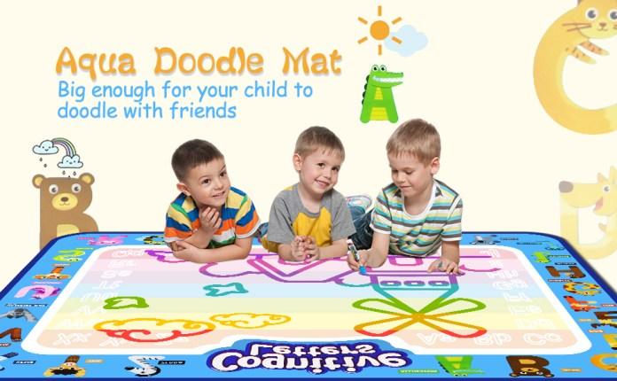 water doddle mat