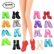 barbie scarpe