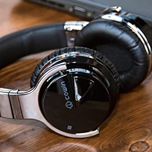 Control on your headphones