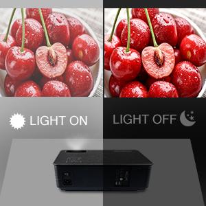 HD 1080p projector