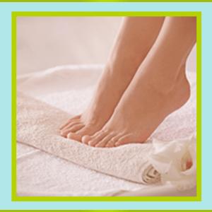 Natural Foot Cream