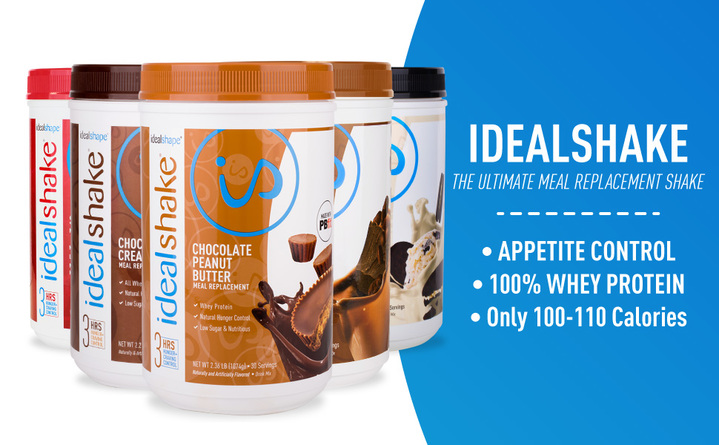 IdealShake Meal Replacement Shakes |11-12g of Healthy Whey Protein Blend | Promotes Weight Loss | 22 Essential Vitamins & Minerals | 5g of Fiber | Chocolate | 30 Servings 7