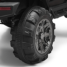 Antiskid & Durable Wheels