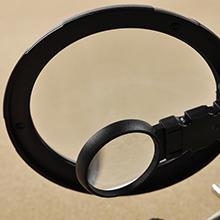 magnifier lens