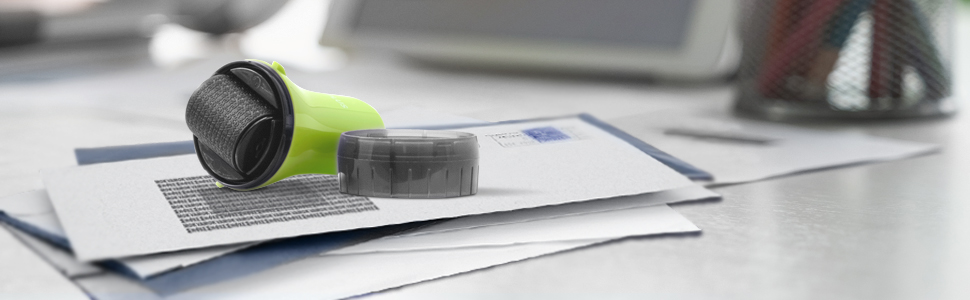 Guard Your ID Identity Protection Security Stamp Roller