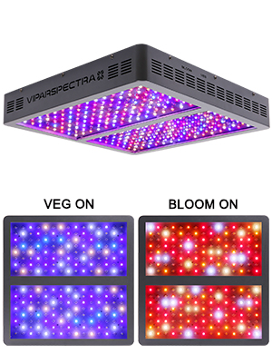 V1200 1200w led grow light
