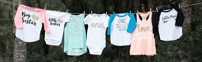 Unique Apparel for Trendy Tots