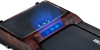 Led treadmill display