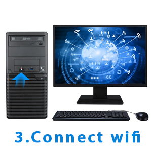 connect the wifi