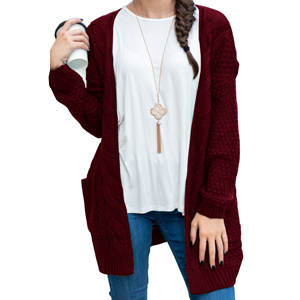 Cardigans Sweater Blouses