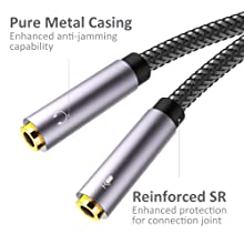 headset adapter cable