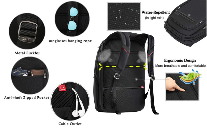 backpack for men and women