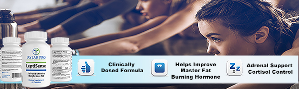 Leptin, Cortisol, Fat Burner, Weight Loss