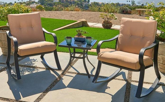 patio furniture bistro sets