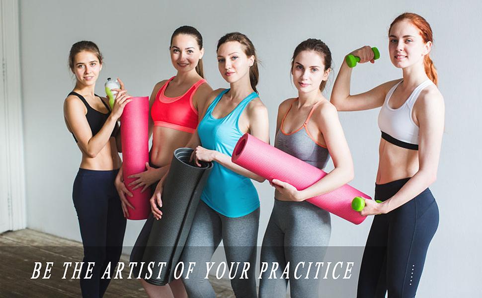 Womens Yoga Pants - Running Workout Legging