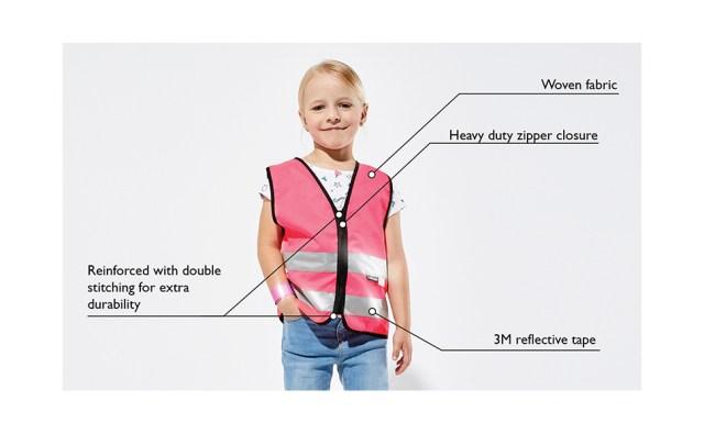 children's safety vest  2