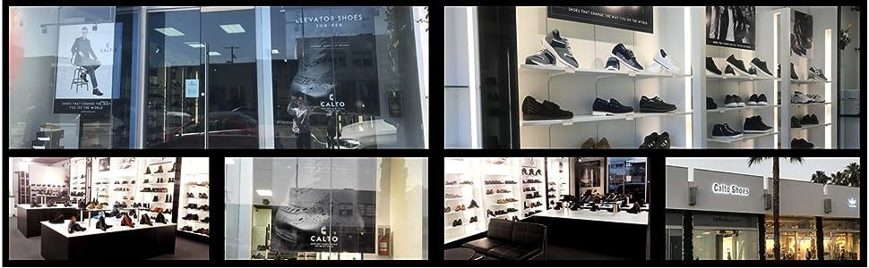 hollywood elevator shoe store calto