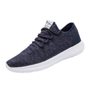 Slip-on Shoe Light Casual Workout Footwear for Men Racquetball Cycling
