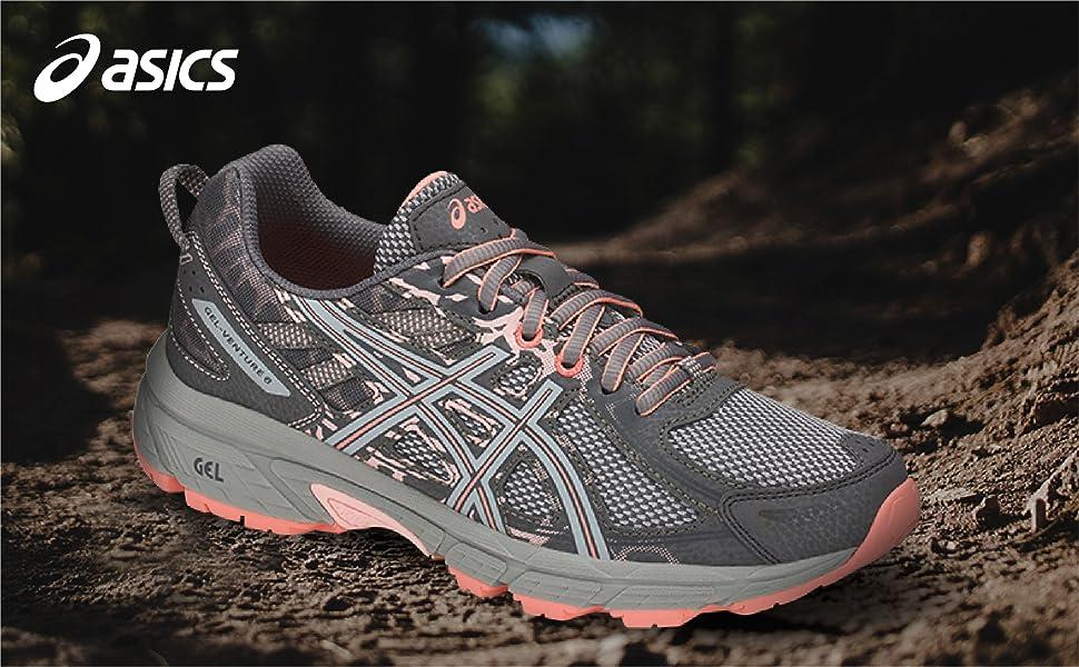gel venture 6 asics shoe