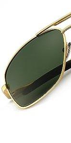Men's Polarized Sunglasses Durable Metal Frame for Fishing Driving Golf