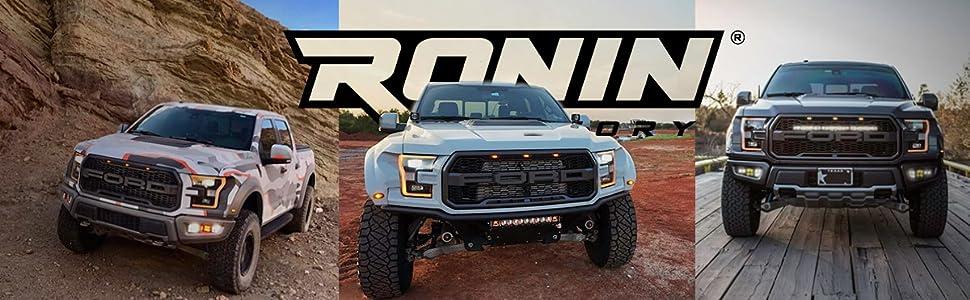 Ronin Factory Ford F150 RAptor bullet antenna dodge ram