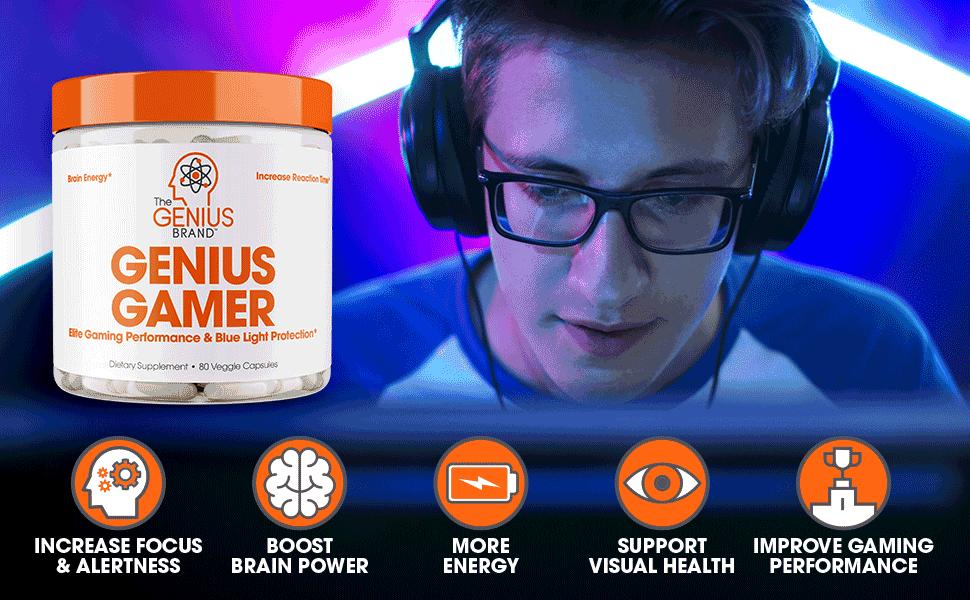 g fuel, energy pills, caffeine pills, nootropics, gaming supplement, focus supplement, eye vitamins