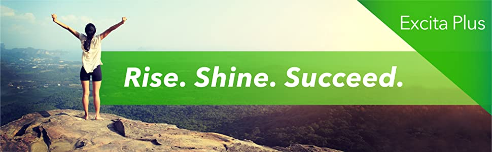 Rise. Shine. Succeed.