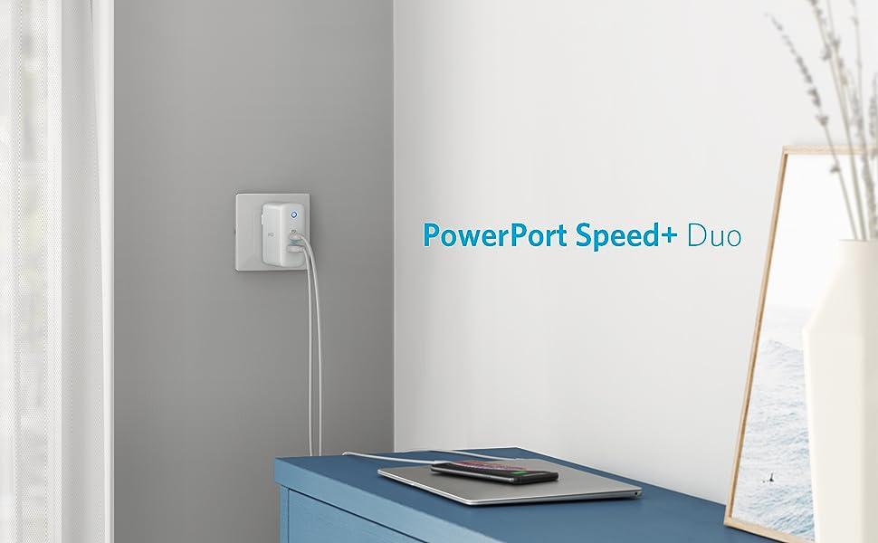 anker powerport speed