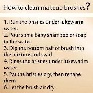 makeup brush put 10 pcs