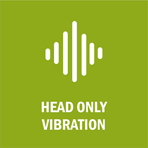 wand massager head only vibration