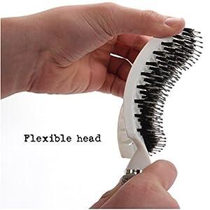 Boar Bristle Hair Brush set