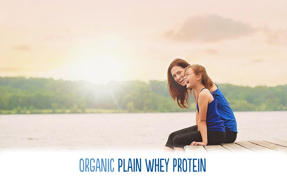 teras whey organic plain protein banner