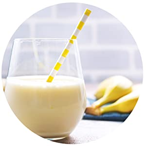 banana smoothie healthy protein