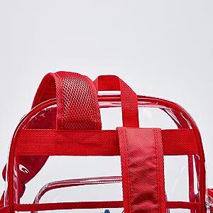 Reinforced Shoulder Straps