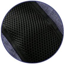 Cafele Purple blue backpack Comfortable Straps