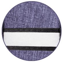 Cafele Purple blue backpack Glasses Holder