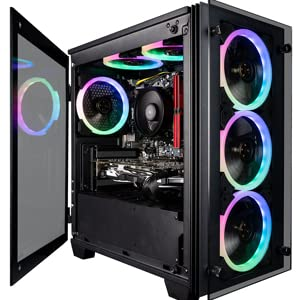 Stratos Micro mATX Gaming Desktop