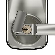 latch key door
