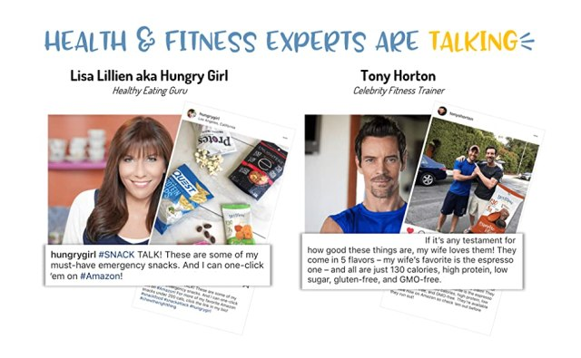 Health and fitness experts are talking