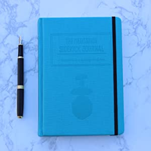blue journal