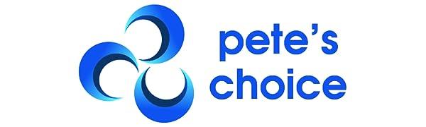 pete's choice