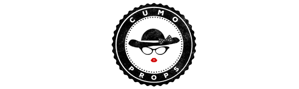 Cumo Props Logo Bachelorette Party Supplies Kit