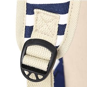 Adjustable shoulder straps, reinforce design, durability