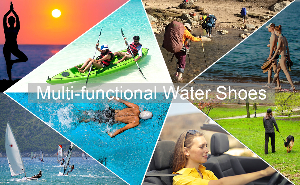 Multi-functional Water Shoes