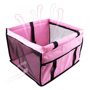 Petbobi car seat breathable
