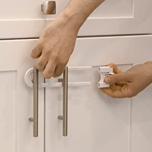 Cabinet locks jool baby safety