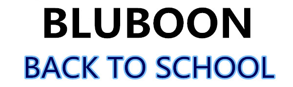 BLUBOON Back to School