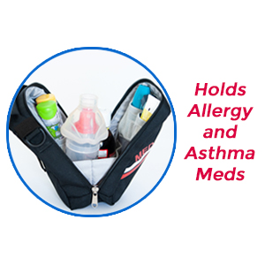 PracMedic Bags T-MEDS Bag- Allergy and Asthma Bag