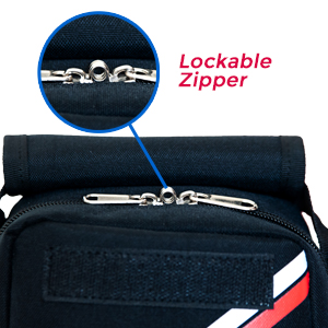 PracMedic Bags T-MEDS Bag- Lockable Zippers